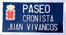 Paseo Cronista Juan Vivancos