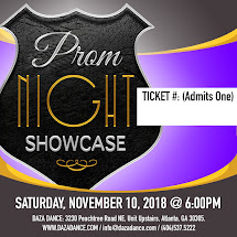 """PROM NIGHT"" Showcase Tickets"
