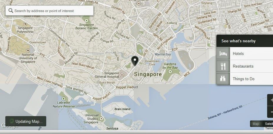 Singapore's Chinatown Location Attractions Map | Alexandra Meier on