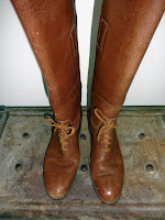 English Riding Boots Vintage4