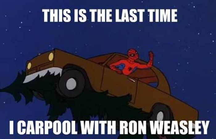 Best of the 60s spiderman meme damn cool pictures