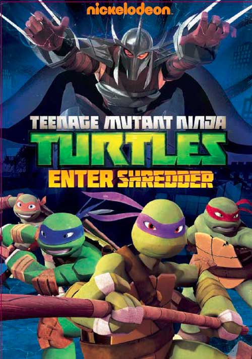 Teenage Mutant Ninja Turtles: Enter Shredder (2013)