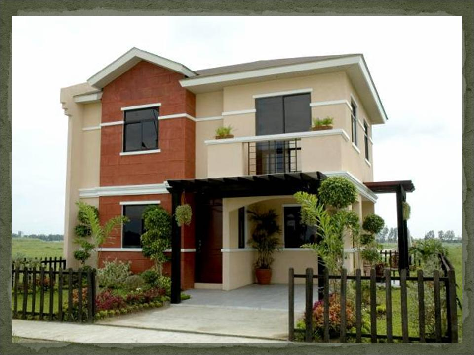 Jade dream home designs of lb lapuz architects builders for Home designs philippines