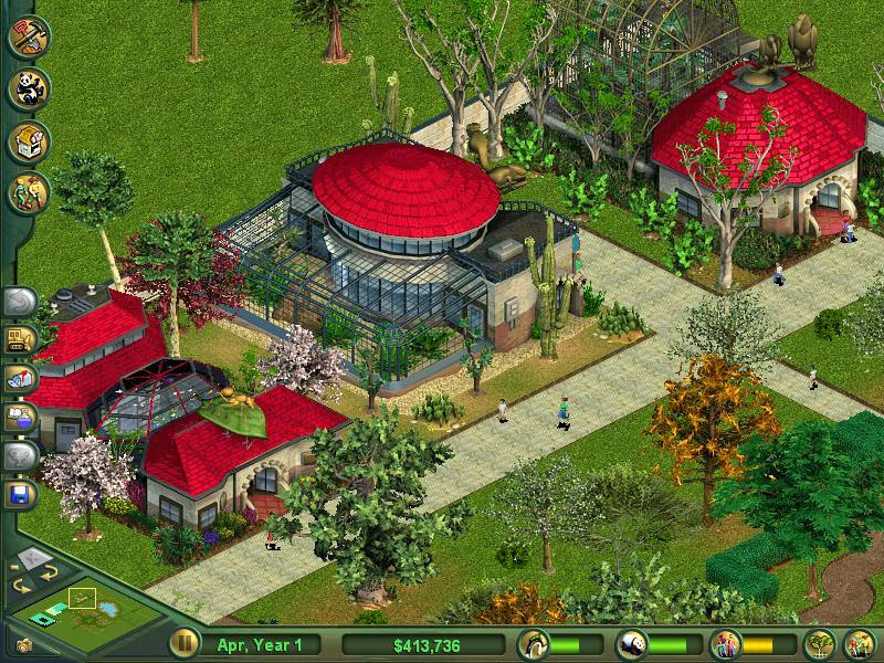 Tlcharger patch Zoo Tycoon 2 gratuitement