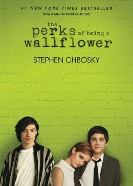 """The Perks of Being a Wallflower"" is the Book of the Month for September"