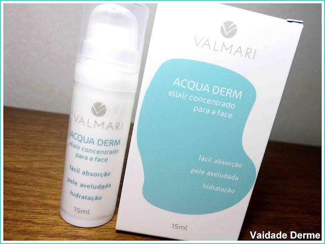 Acqua Derm da Valmari | Elixir Concentrado Para a Face