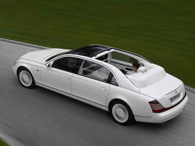 Mobil Termahal ke-6 : Maybach Landaulet