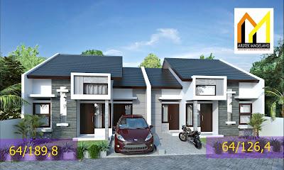 Rumah di Magelang Kota