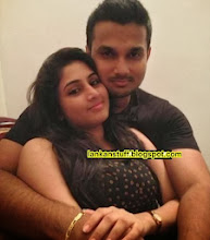 Sheshadri Priyasad with Boy Friend