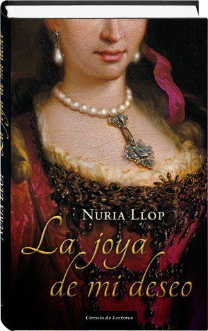 La joya de mi deseo, de Nuria Llop