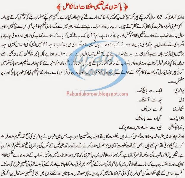 essay on importance of computer in urdu