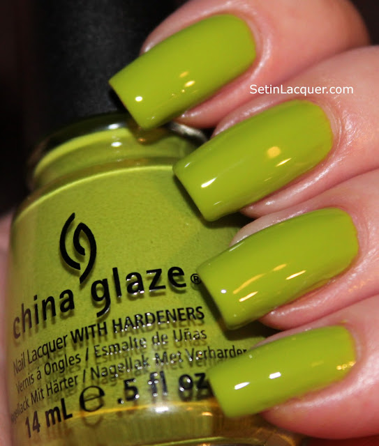China Glaze Cirque Du Soleil Worlds Away - Def Defying