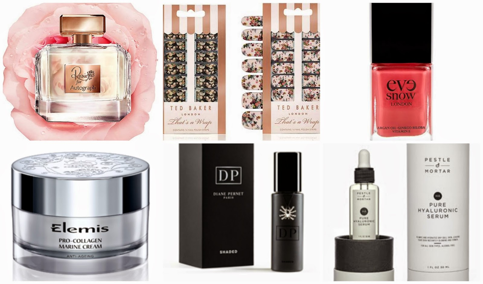 The Daily Beauty Report (13.01.15)