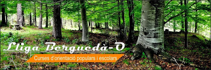 Lliga Berguedà-O 2018