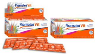 Harga Pharmaton Terbaru Bulan Ini