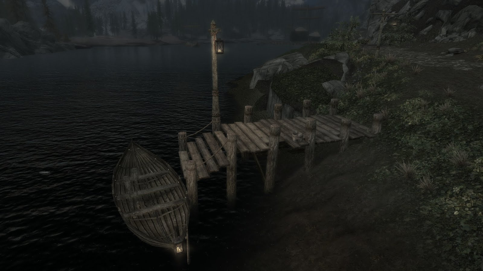 skyrim better docks