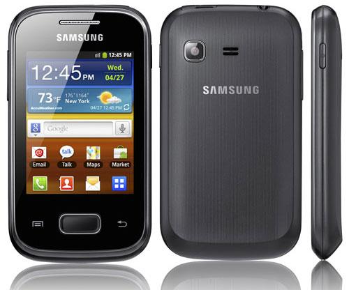 Harga Samsung S 5300 Galaxy Pocket Baru: Rp 1.050.000,00