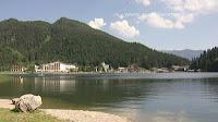 Spitzingsee a beautiful lake in Bavaria