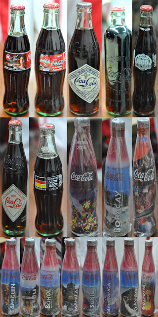 coca cola bottle collection philippines ph
