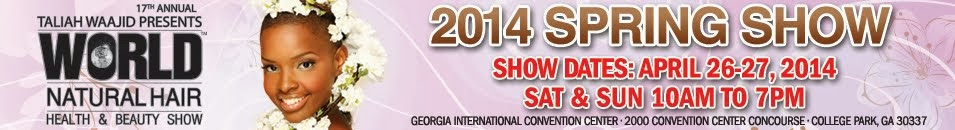 WORLD NATURAL HAIR HEALTH & BEAUTY SHOW