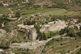 Castillo de San Fernando de Berga en la actualidad