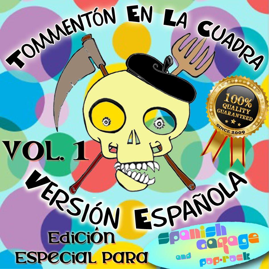 Tommentón En La Cuadra Version Española Vol. 1