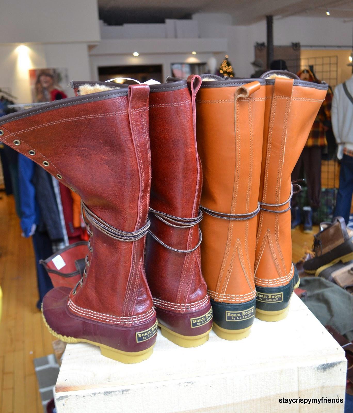 LL Bean Boots Women