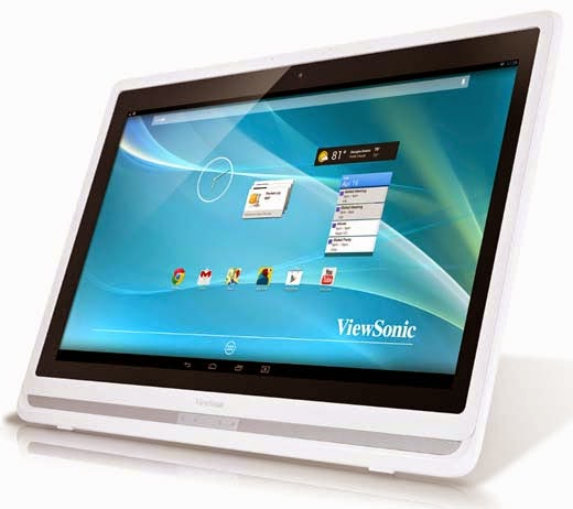 ViewSonic 24-inch Virtual Desktop Thin Client