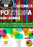Tertulia política en Esperanto
