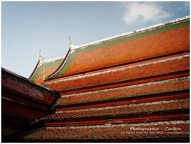 Photograph Orange Roof