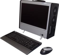 All-in-One Battery Powered Portable Workstation Radius EX-B