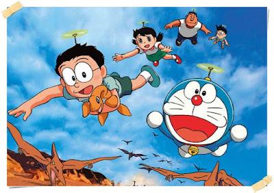 Doraemon Kayra sederhana yang mendunia