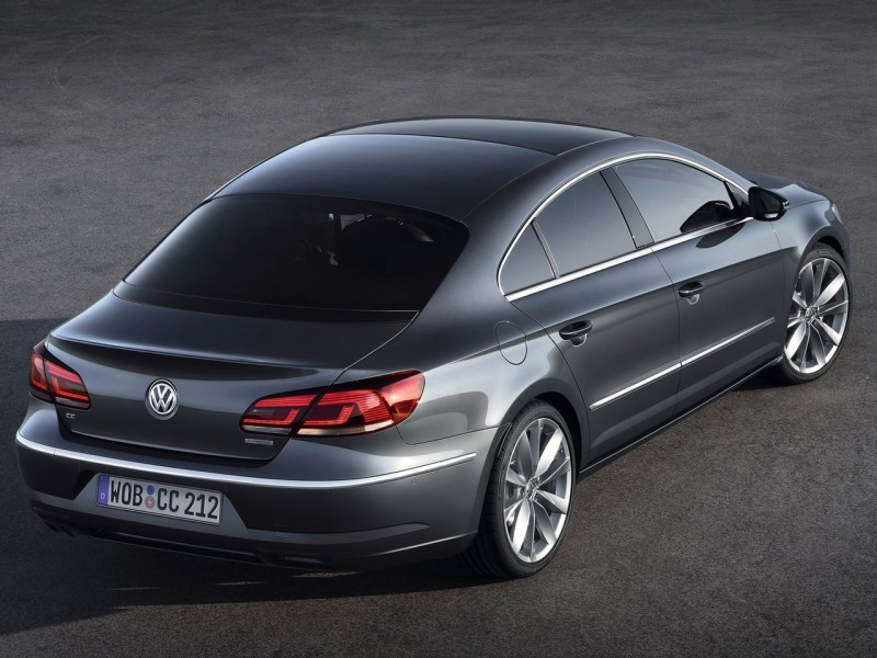 all car news the new vw passat cc 2013 review and video. Black Bedroom Furniture Sets. Home Design Ideas