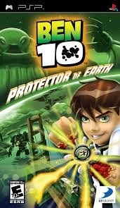 Ben 10 - Protector of Earth - PSP - ISOs Download