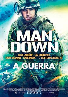 Man Down: A Guerra Dublado Online