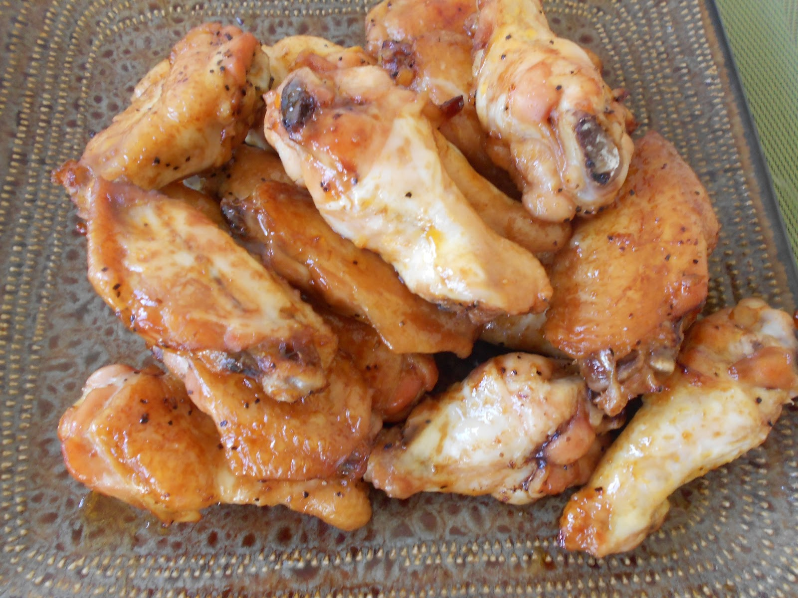 The Pub and Grub Forum: Baked Spicy Chicken Wings
