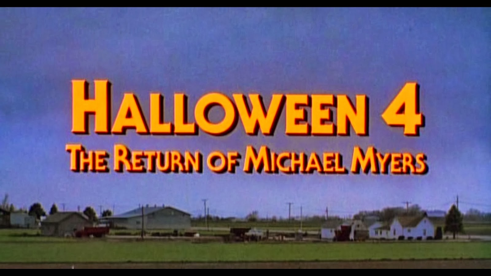 Movie Locations and More: Halloween 4: The Return of Michael Myers ...