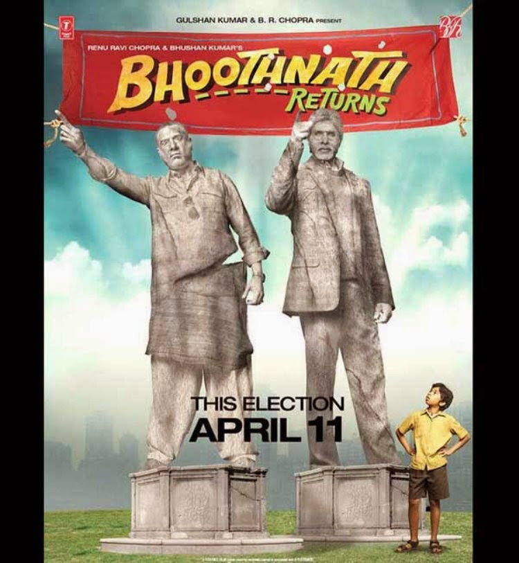 Bhoothnath Returns (2014) Mp3 Songs Free Download