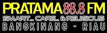 Pratama 88,8FM Bangkinang-Riau