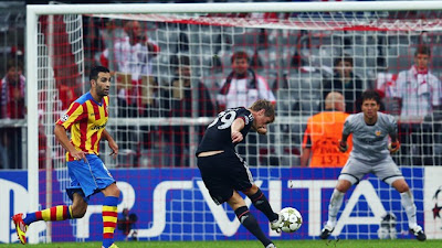 Prediksi Valencia vs Bayern Munchen 21 November 2012