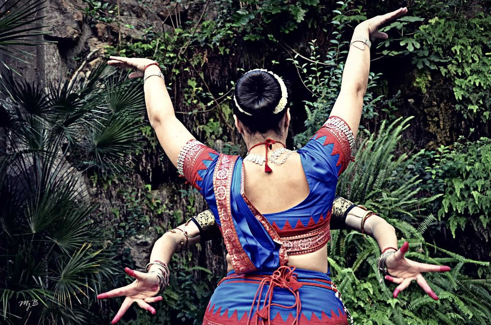 Odissi e Bharata Natyam