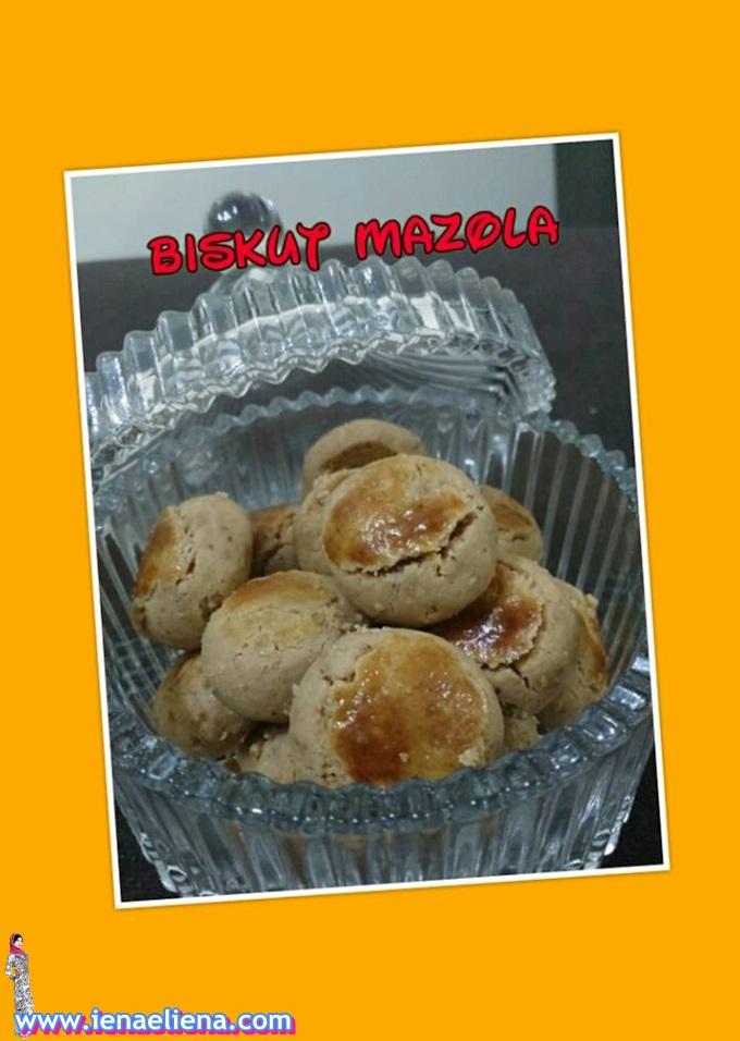 Homemade Biskut Mazola RM25 / 50 pcs