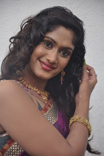 Lavanya Spicy Transparent Saree Spicy CHoli Sizzling pics from Poovampatti Audio Launch
