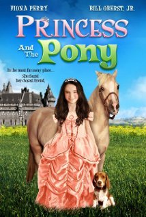 princess and the ponny poster gettingmovie