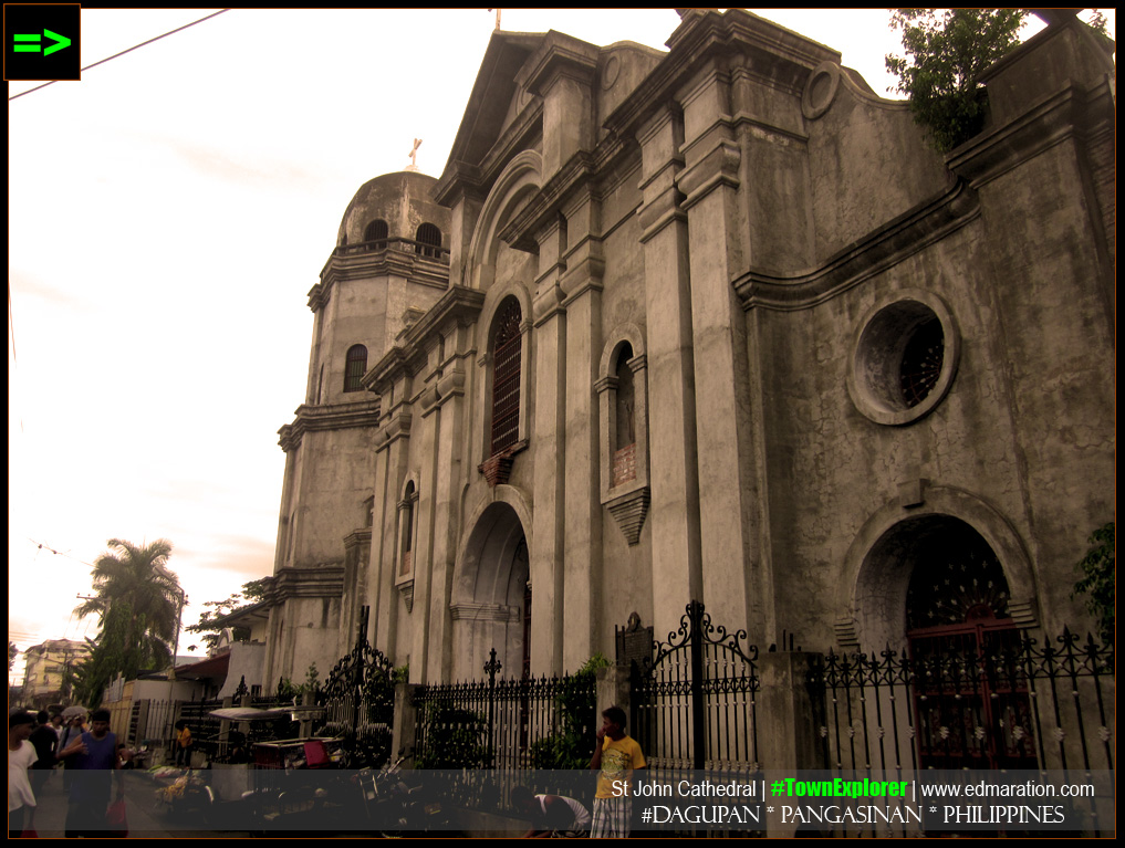 [DAGUPAN] Cathedral of Saint John the Evangelist