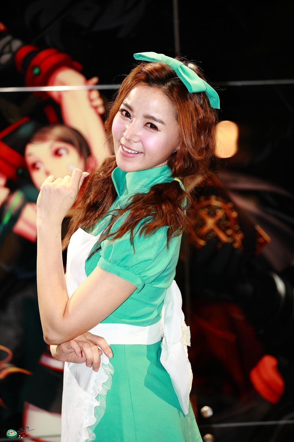 Min Seo Hee at D&F Festival 2012