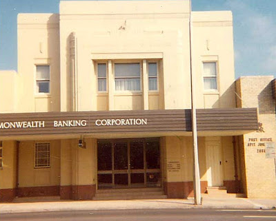 The branch in 1978