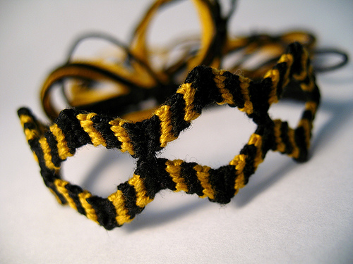 Friendship Bracelet Zig Zag5