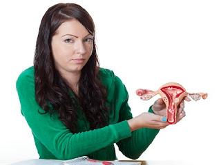 gejala dan penyebab kista ovarium