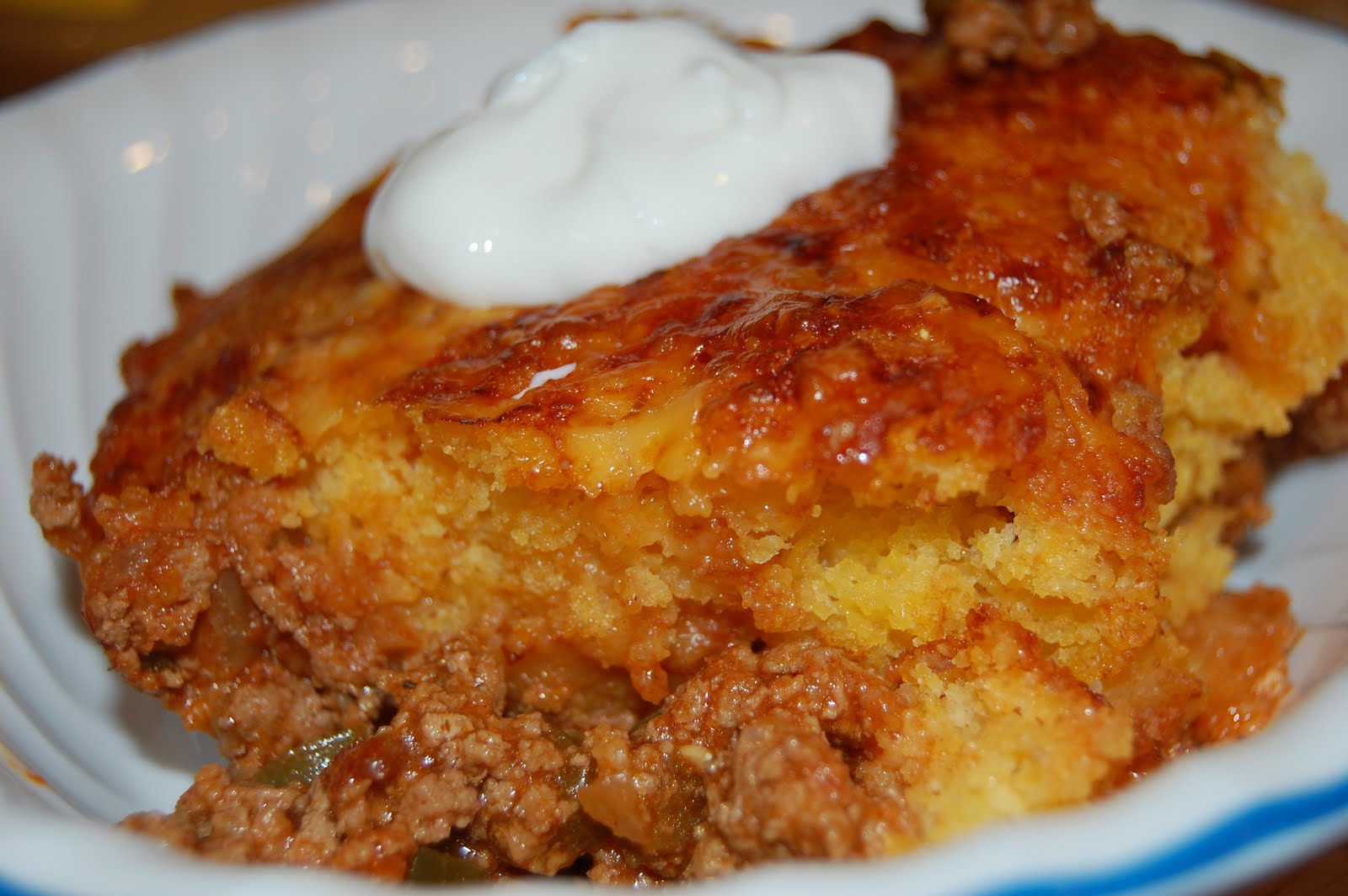 Turkey Tamale Pie Recipe — Dishmaps